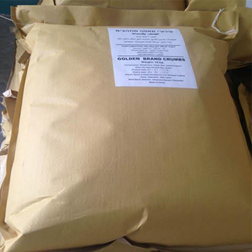 Yellow 6-8mm Fresh Panko Bread Crumbs for Halal Food