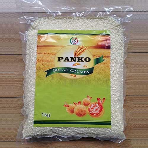 Vacuum Packaged Crispy Whole Wheat Sourdough Panko Breadcrumbs