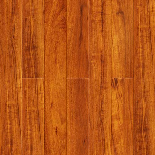 Mirror Surface Natural Armstrong Resilient Hardwood Flooring For House