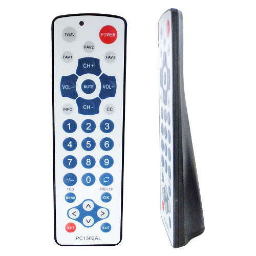Waterproof Universal Harmony Remote Television Control for Home and School