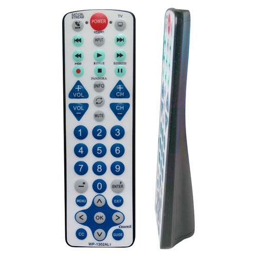 Factory Best Quality TV and SAT Universal TV All Remote Control for JVC