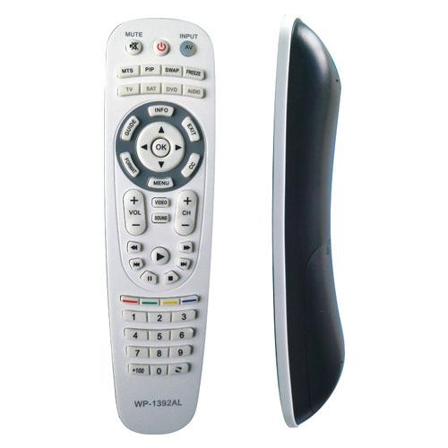 4-in-1 Waterproof Universal Smart TV Remote Control