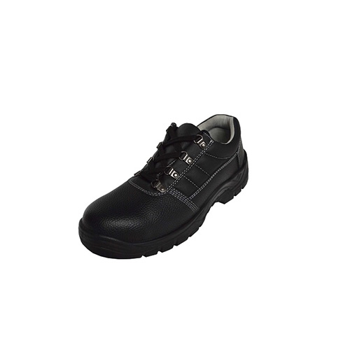Anti-smashing Comfortable Light Black Safety Shoes for Sale
