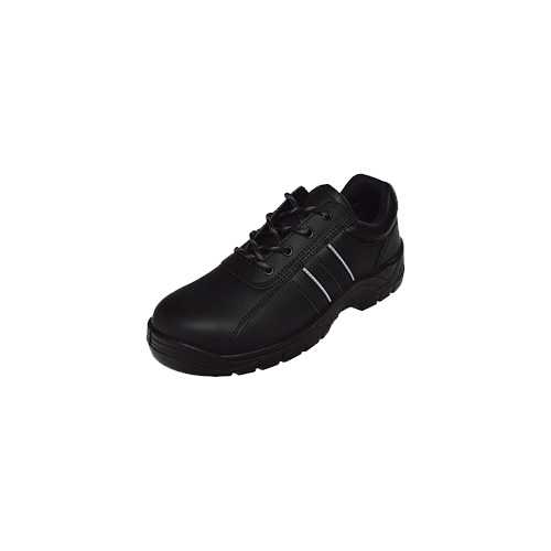 Good Black Comfortable Work Shoes for Mens
