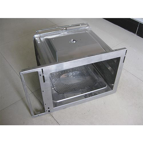 Microwave Oven Front Panel Mould